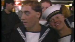 HMS Illustrious' Sydney, Australia. 75th anniversary of The 'Royal Australian Navy'